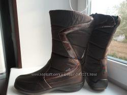 раз. 41. Зимние сапоги ботинки Ecco Gore-tex