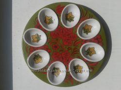Блюдо, тарелка для яиц