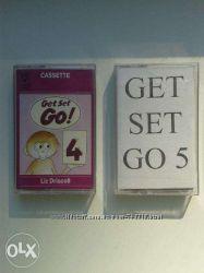 Get Set - Go- 5 Audio аудиокассета