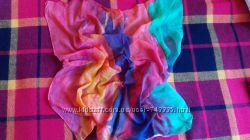 Акварельный платок