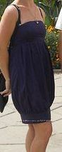 Платье бандо от Blanco