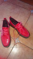 Туфли броги лоферы