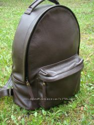 Кожаный рюкзак. Индивидуальный пошив. Разные цвета.