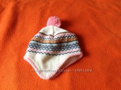 Детская  шапка на Флисе carters