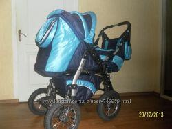 Продам коляску после своего ребенка в хорошем состоянии