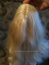 Измени свой образ за 5 мин. парик блонд
