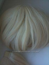 Супер шиньон для эффектной блондинки