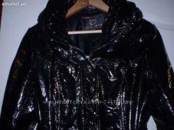 Эксклюзивная курточка кожа лакДля модниц