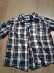 тениска крейзи 8 92-98
