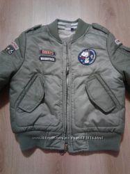 теплая куртка 4т