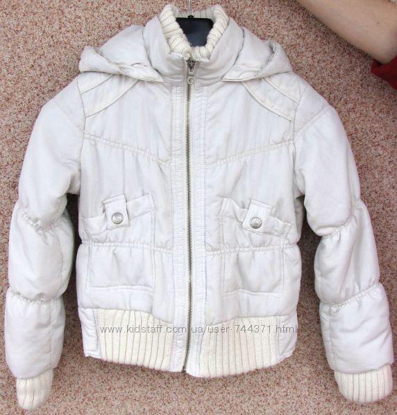 Куртка весна-осень на 8-10 лет