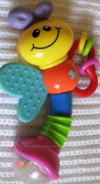Развивающая игрушка Мотылек Bkids 00003