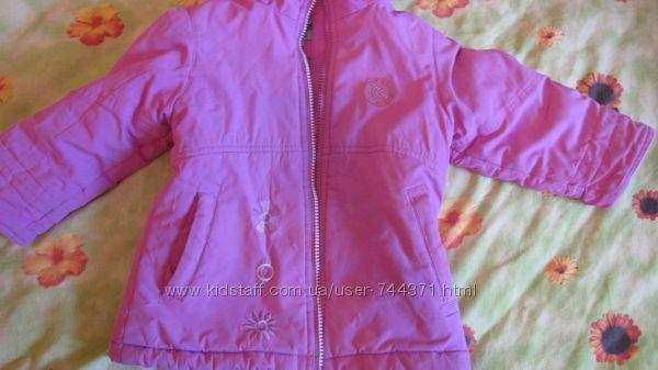 Куртка осенне-весенняя на 2-3 года года
