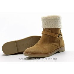 Ботинки Tommy Hilfiger Nessy Round Toe Suede Ankle Boot 38-39р