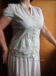 льняная блузка от YESSICA