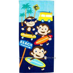 Mainstays фирменное детское пляжное полотенце.