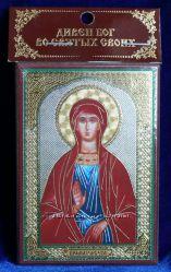 Икона покровительница имени Святая праматерь Ева, оберег, Новая