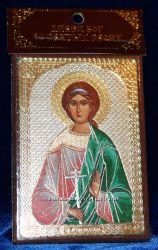 Икона покровительница имени Святая Надежда Освящена, Новая
