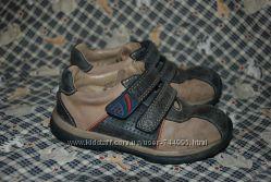 Кожаные туфли мокасины кроссовки Start-rite размер 23 стелька 14, 5
