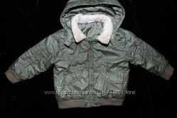 Демисезонная курточка куртка Mini club на стильного мальчика 18-24 меc