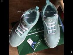 Стильные кроссовки Lacoste