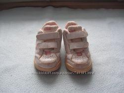 Nike кроссовки 21 р-12, 5 см. Кожа