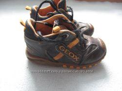 Geox кроссовки 21р- 13. 5 см.