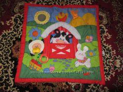 Игровой коврик малышам Fisher-Price
