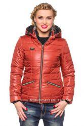 Стильная демисезонная женская куртка 40--54р.