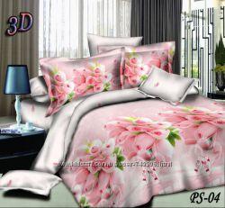 Комплект постельного белья 1, 5 двухсп. евро