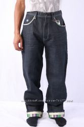 джинсы Phat Farm  Jeans цвет синий , размер 3234