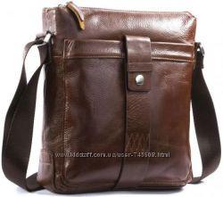 Качественные мужские кожаные сумки и портфели. Ручная работа. Акция