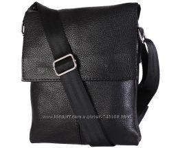 Кожаные мужские сумки по очень доступным ценам. Большой выбор
