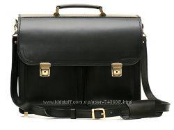 Шикарные мужские портфели по доступным ценам. Только натуральная кожа