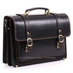 Кожаные мужские портфели ручной работы по доступным ценам