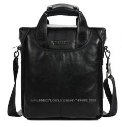 Мужские кожаные портфели и сумки. Более 300 моделей на складе