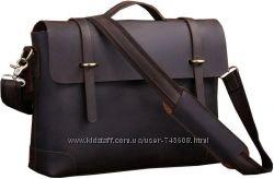 Мужские кожаные сумки и портфели ручной работы. Идеальное качество