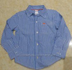 Фирменные, модные рубашки  на мальчика  Carters