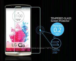 ультратонкий высокое качество закаленное стекло протектор для LG G3