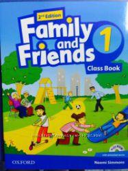 Family&Friends1 2 издание 2014год