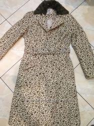 Зимнее стильное пальто