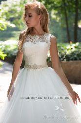 Свадебное платье Victoria Soprano Feasible dream 2016 4316 Barbie