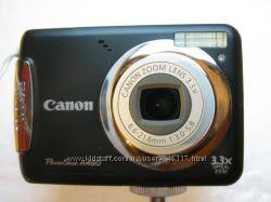 Фотоаппарат Canon PowerShot A480 Black и чехол в подарок