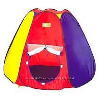 Большой выбор детских палаток Домиков. Недорого . Наличие