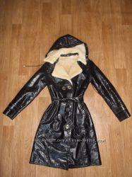 Бесподобная дубленка френч Sampiyon Leather,  р44