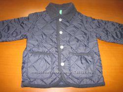 Легкая куртка Benetton 12-18 мес 82 см