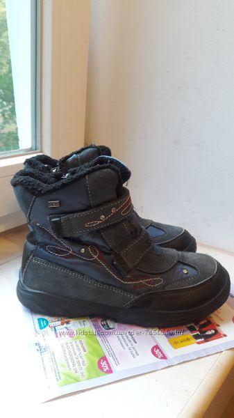 Зимние ботинки S. Oliver Tex 31- 32 розм. , стелька 21 см.