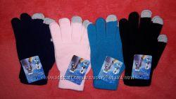 Новые перчатки для сенсорных телефонов и планшетов.