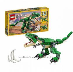 Lego creator 31058 Динозавр