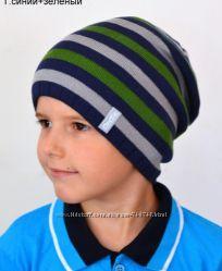 Зимняя шапка на флисе для мальчиков и подростков.